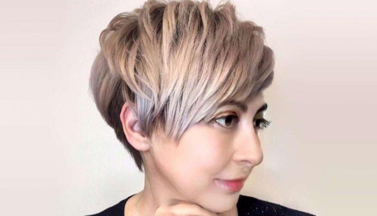 Ashlee Brooks Short Hairstyles