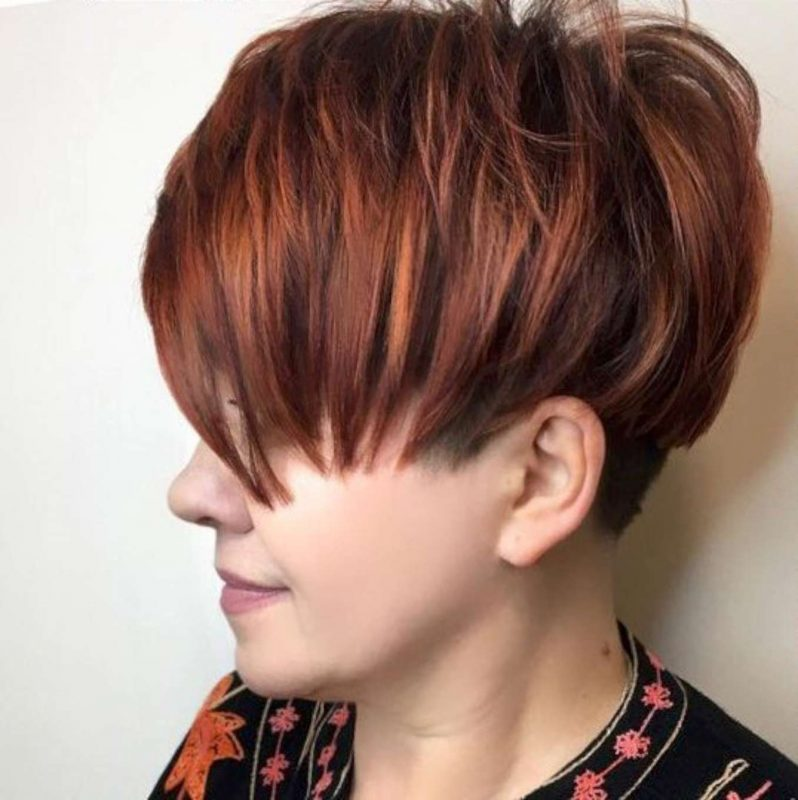 Kristine Jones Short Hairstyles - 2