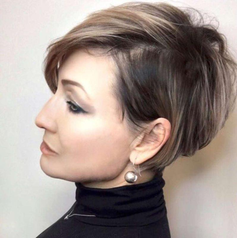 Margaret Carter Short Hairstyles – 1