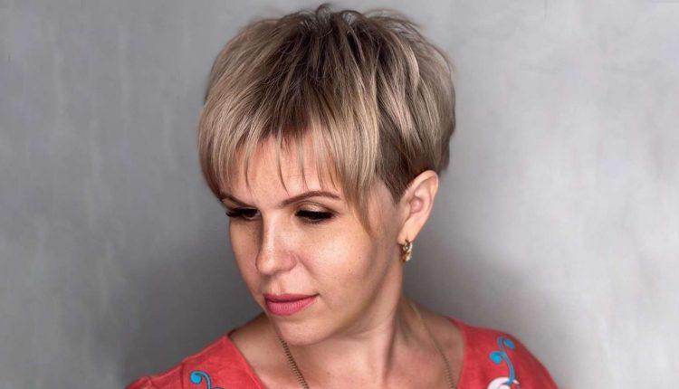 Alexandra Brown Short Hairstyles