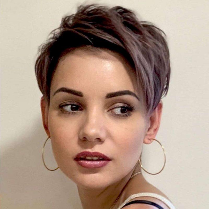 Arlene Rivera Short Hairstyles - 1