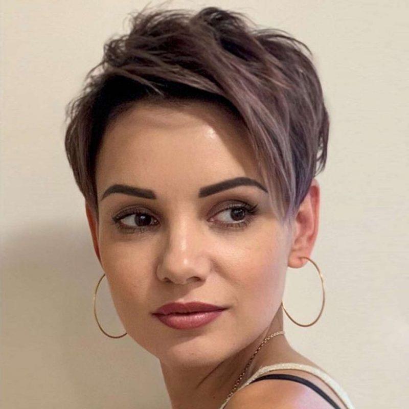 Arlene Rivera Short Hairstyles - 4
