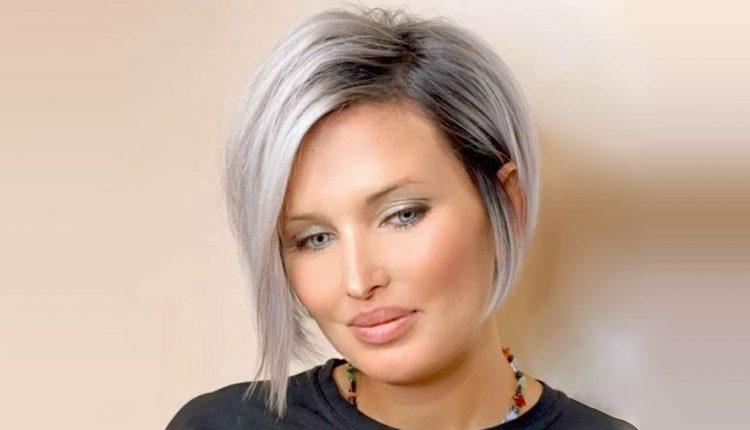Brigitte Morales Short Hairstyles