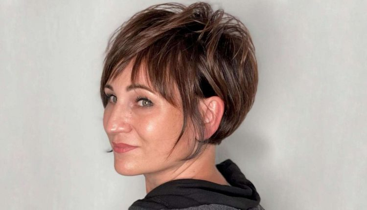 Carmela Green Short Hairstyles