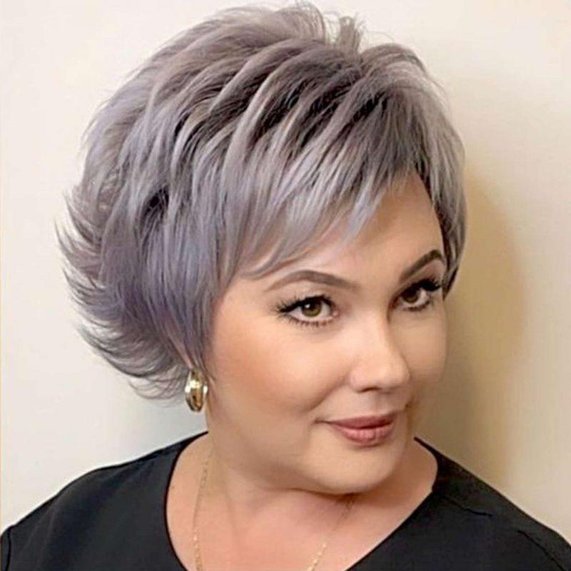 Charmaine Diaz Short Hairstyles - 1