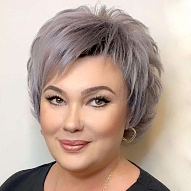 Charmaine Diaz Short Hairstyles - 2