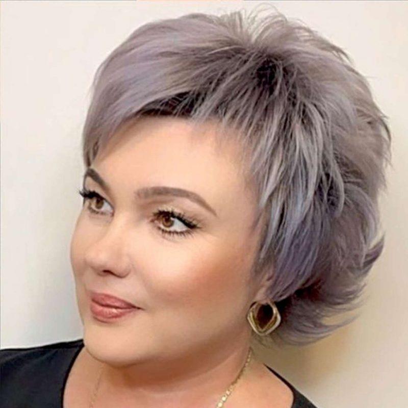 Charmaine Diaz Short Hairstyles - 3