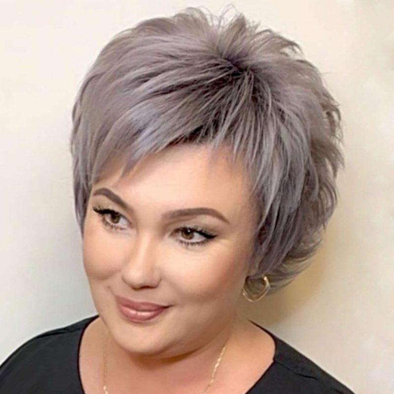 Charmaine Diaz Short Hairstyles - 4