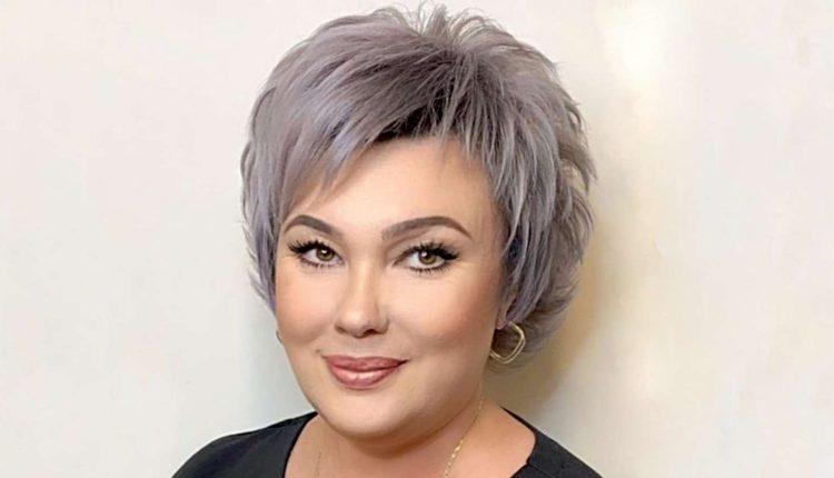 Charmaine Diaz Short Hairstyles