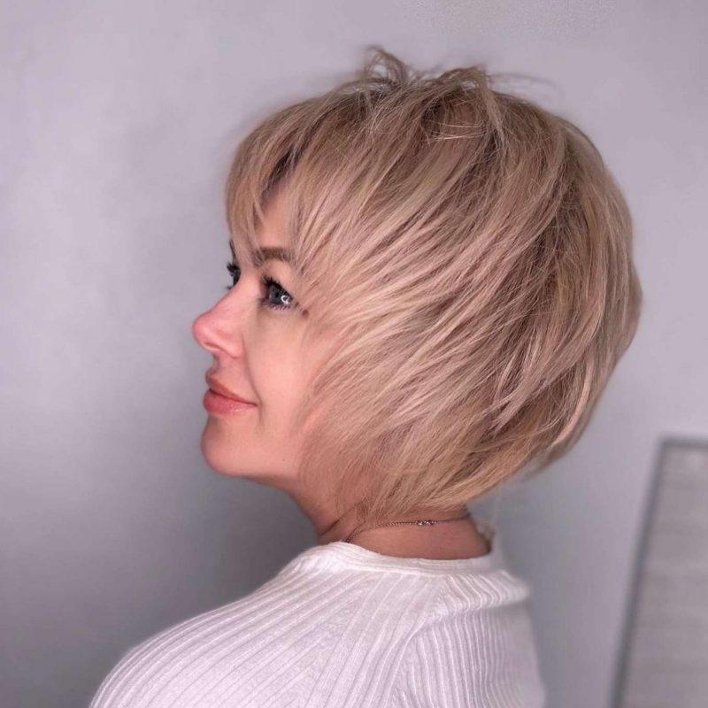 Deann Barnes Short Hairstyles - 4