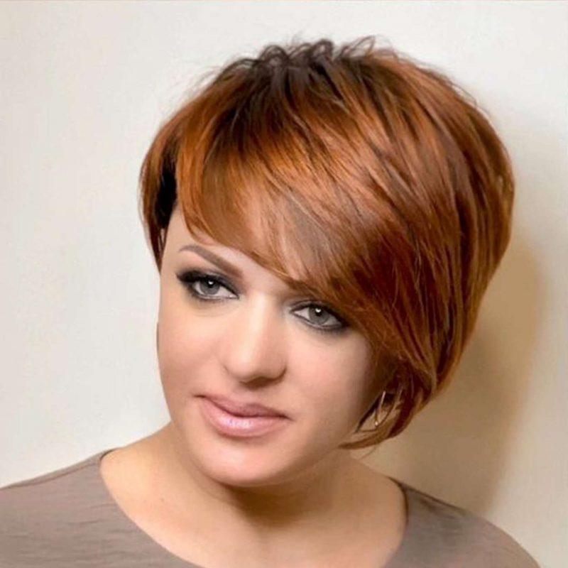 Harriet Green Short Hairstyles - 1