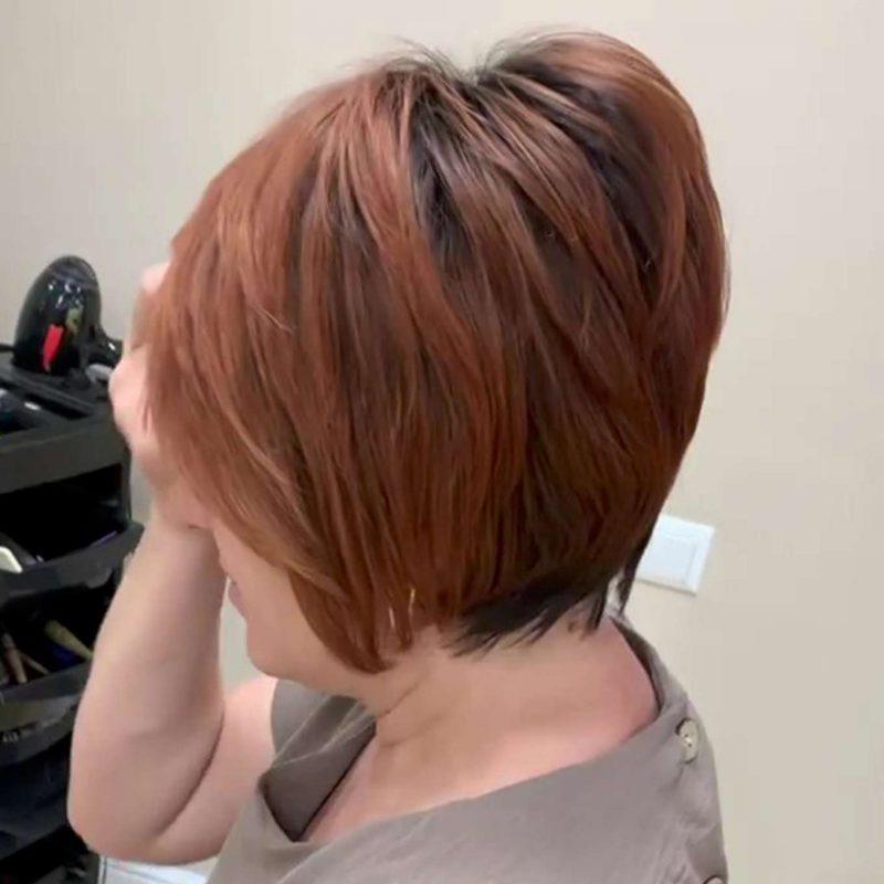 Harriet Green Short Hairstyles - 2