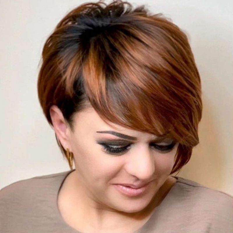 Harriet Green Short Hairstyles - 3