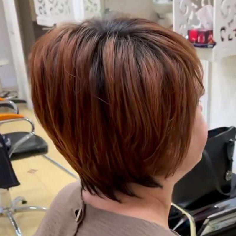 Harriet Green Short Hairstyles - 4