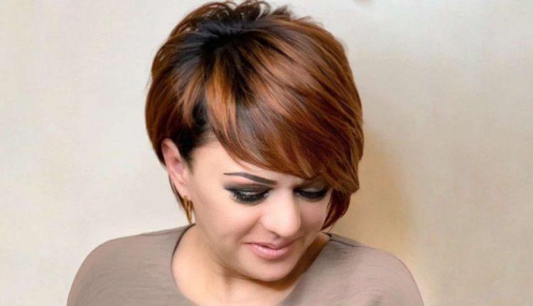Harriet Green Short Hairstyles