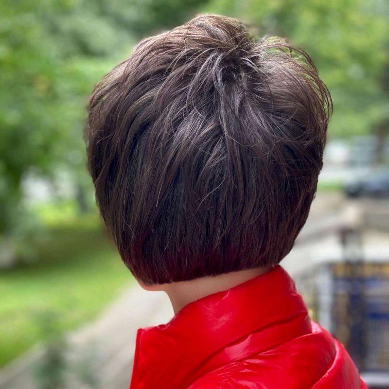Karina Price Short Hairstyles - 2