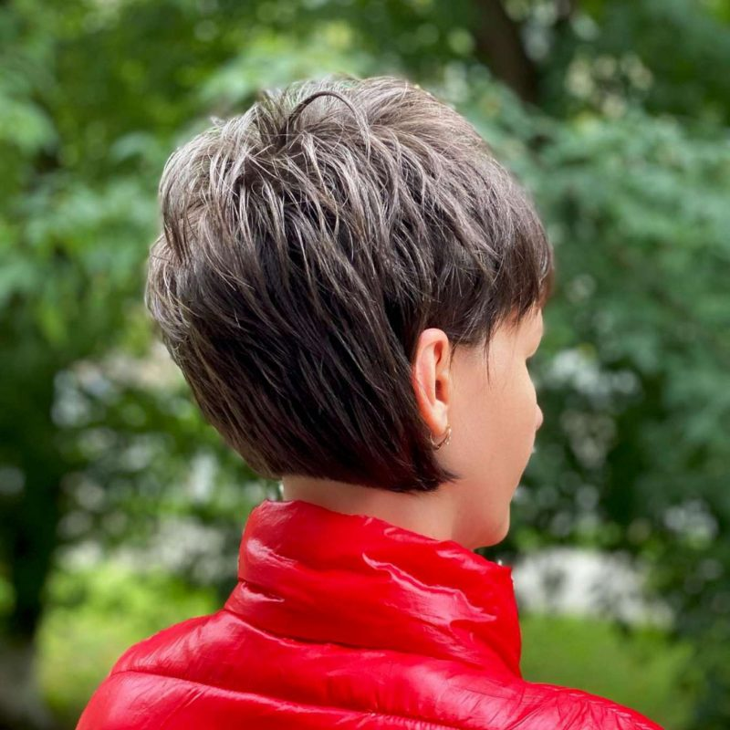 Karina Price Short Hairstyles - 4