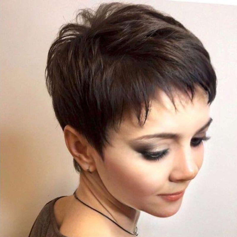 Katrina Lovato Short Hairstyles - 3