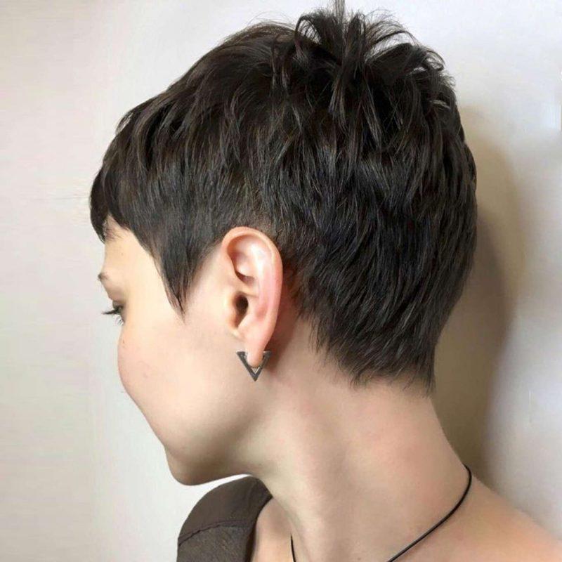 Katrina Lovato Short Hairstyles - 4