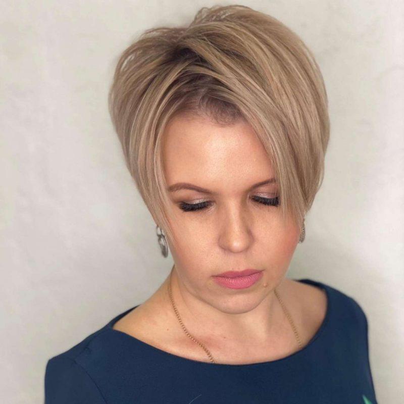 Lavonne Watson Short Hairstyles - 2