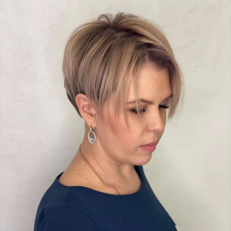 Lavonne Watson Short Hairstyles - 3