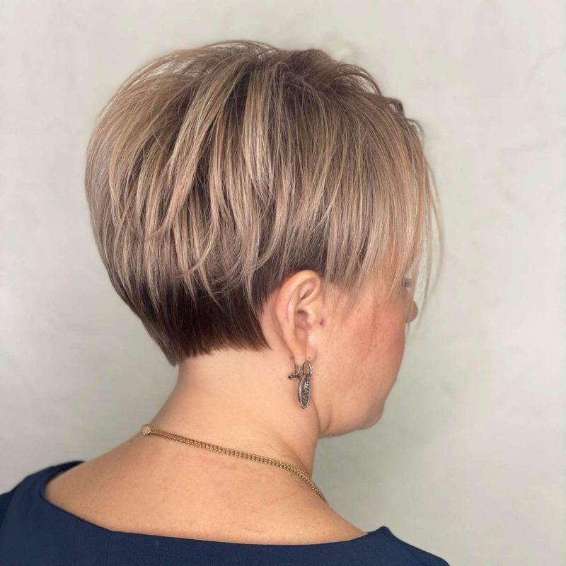 Lavonne Watson Short Hairstyles - 4