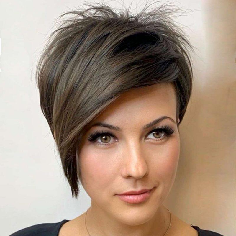 Monica Miller Short Hairstyles - 1