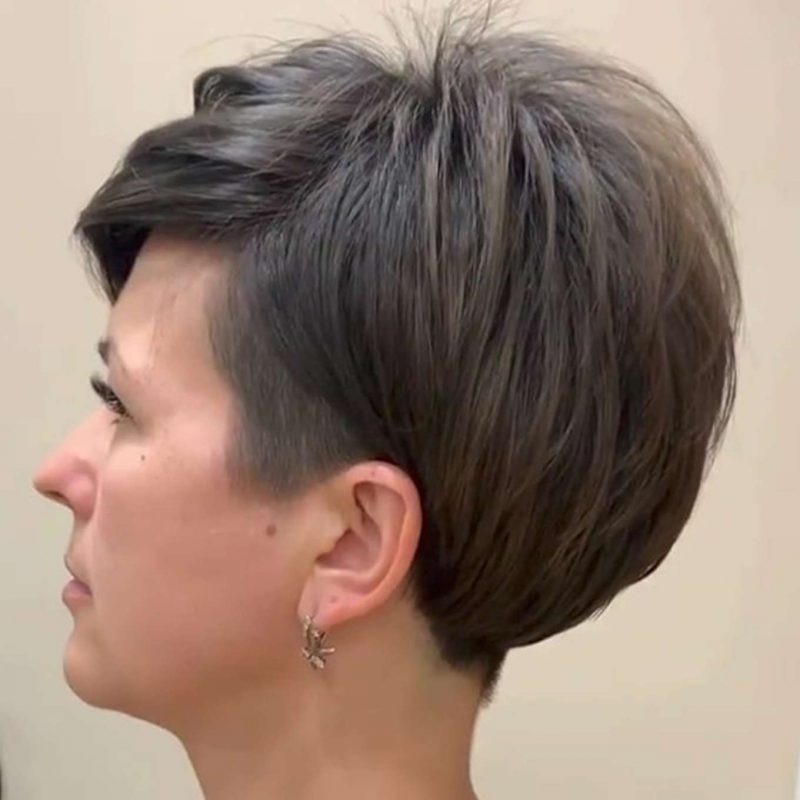 Monica Miller Short Hairstyles - 2