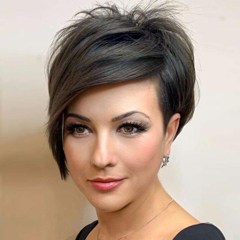 Monica Miller Short Hairstyles - 3