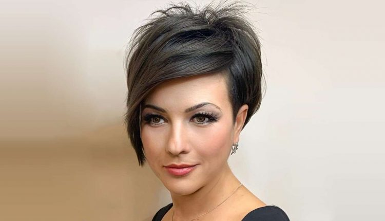 Monica Miller Short Hairstyles