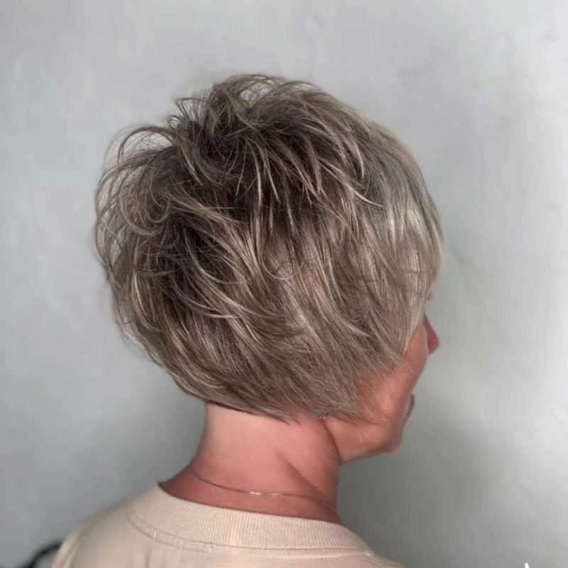Polly Evans Short Hairstyles - 2