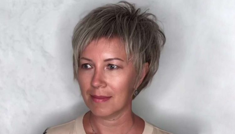 Polly Evans Short Hairstyles