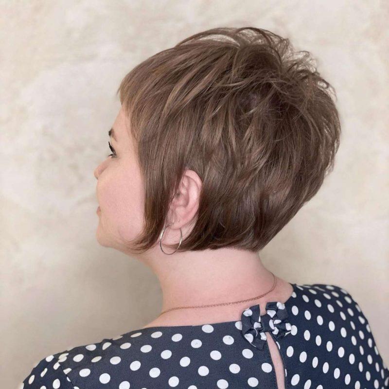 Sherry Fisher Short Hairstyles - 1