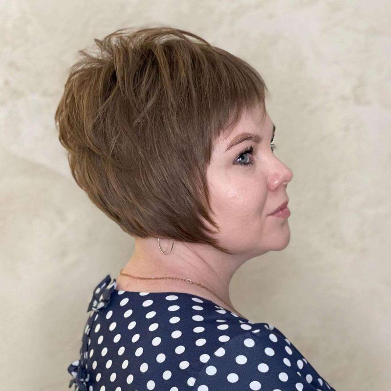 Sherry Fisher Short Hairstyles - 2