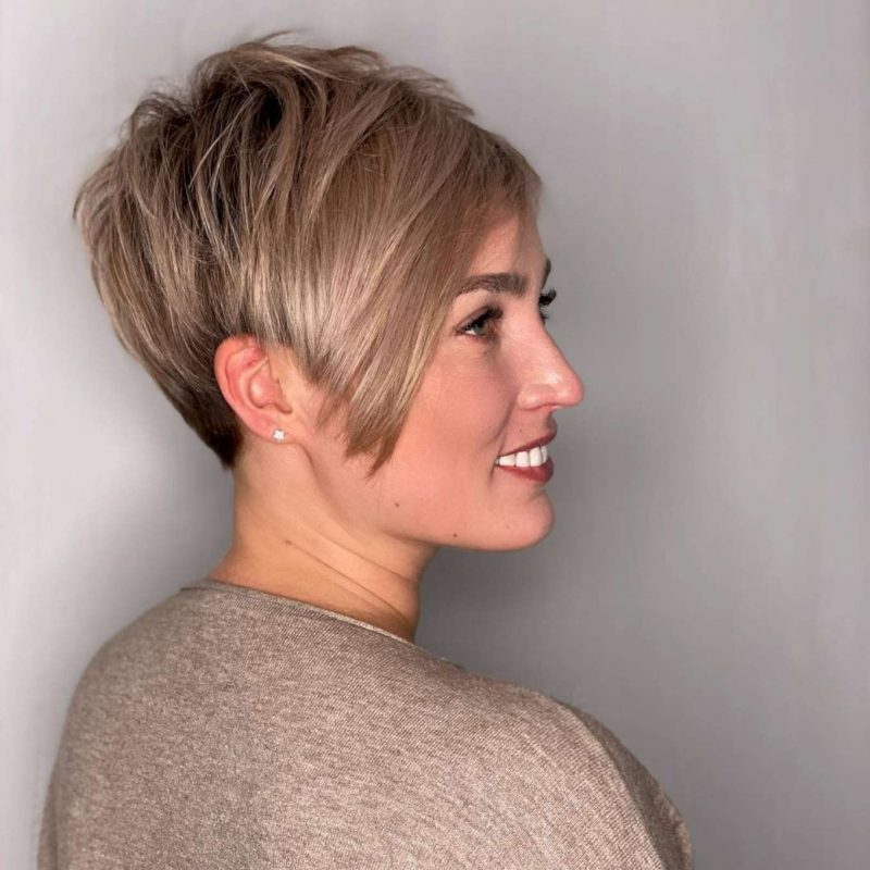 Wendy Bailey Short Hairstyles - 1