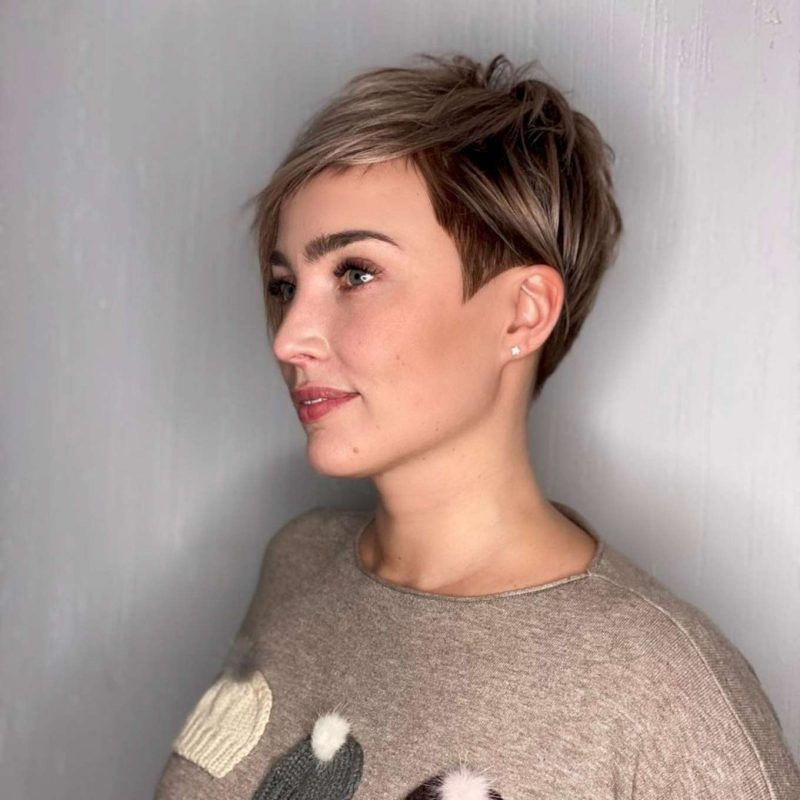 Wendy Bailey Short Hairstyles - 3