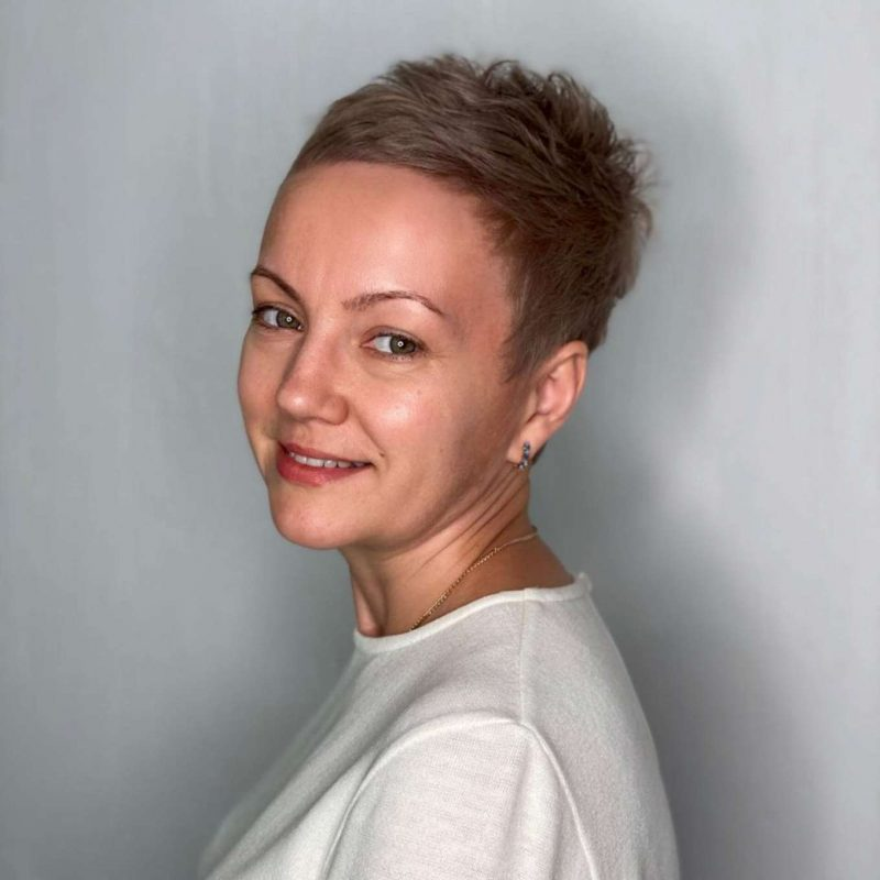 Amalia Martin Short Hairstyles - 1