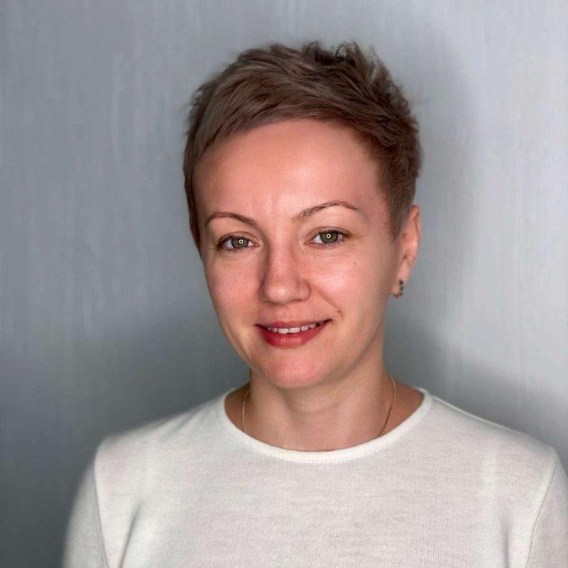Amalia Martin Short Hairstyles - 2