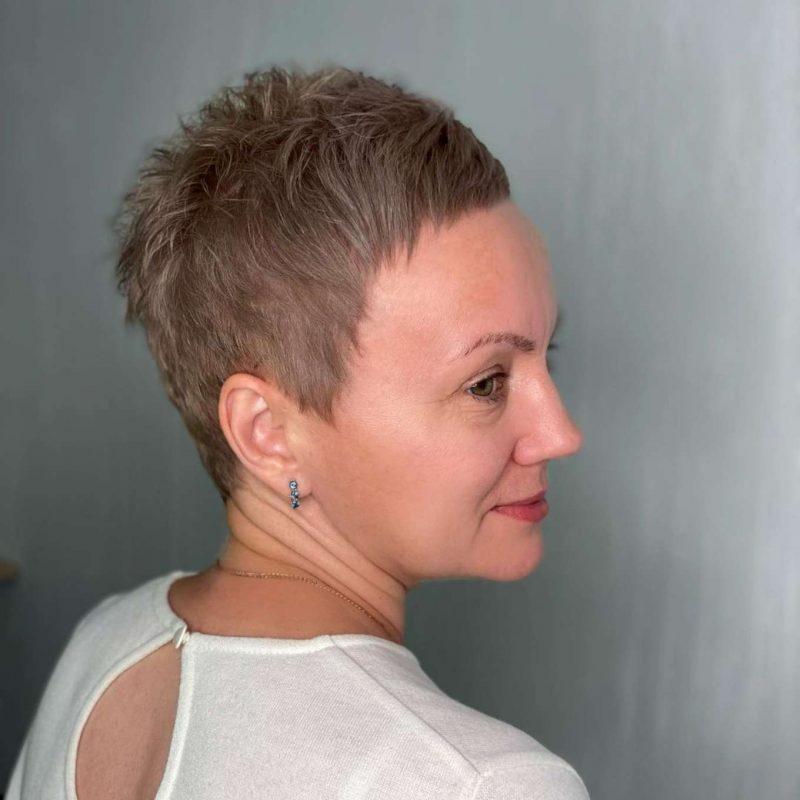 Amalia Martin Short Hairstyles - 3