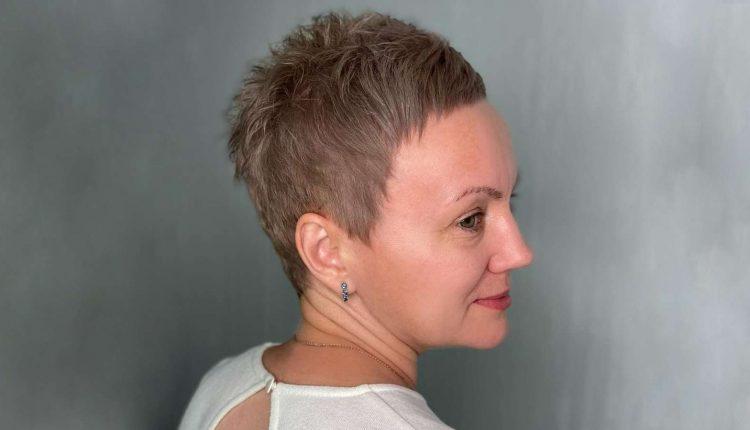 Amalia Martin Short Hairstyles