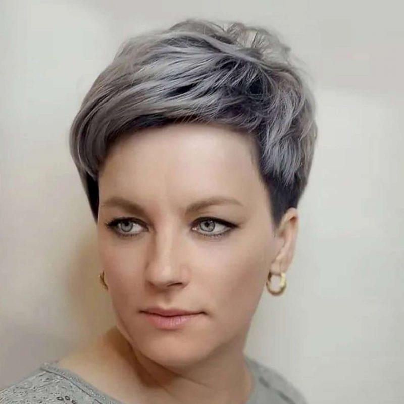 Carmella Roy Short Hairstyles - 1
