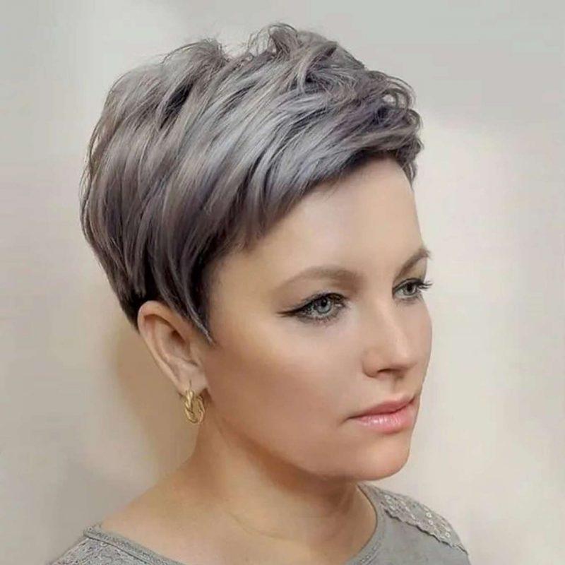 Carmella Roy Short Hairstyles - 3