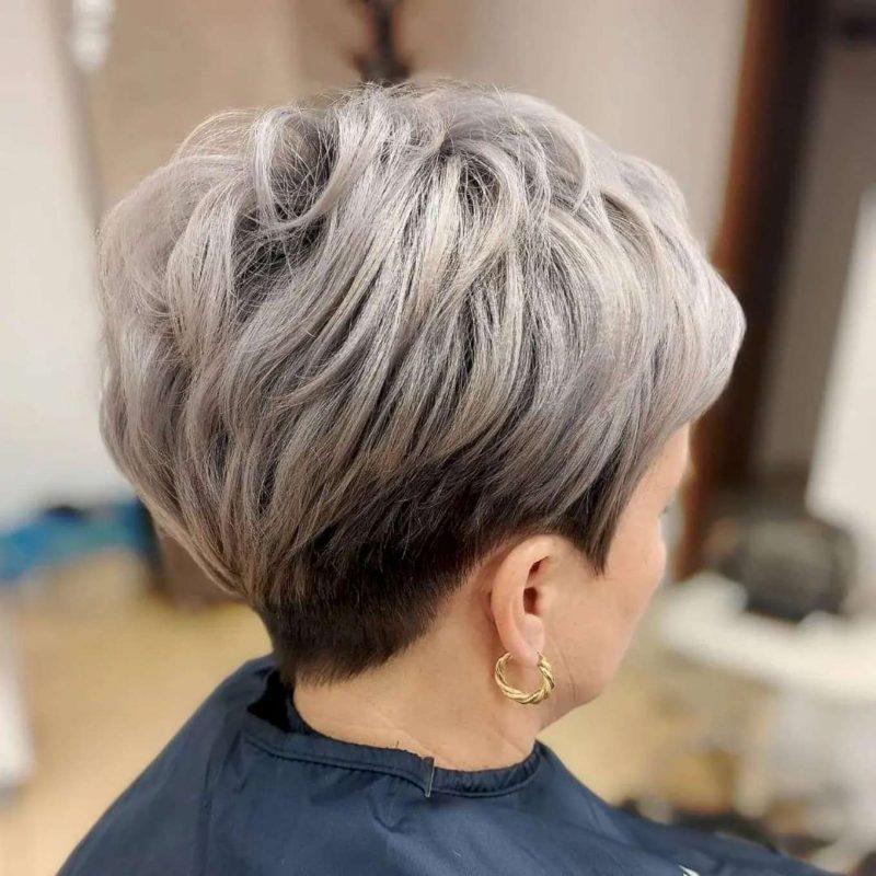 Carmella Roy Short Hairstyles - 4