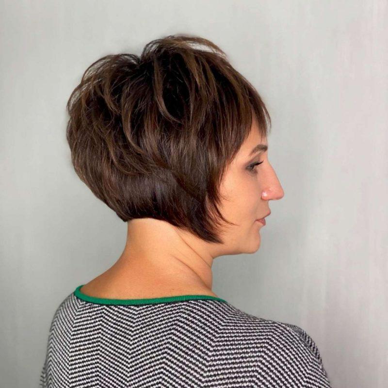 Johnnie Fisher Short Hairstyles - 2
