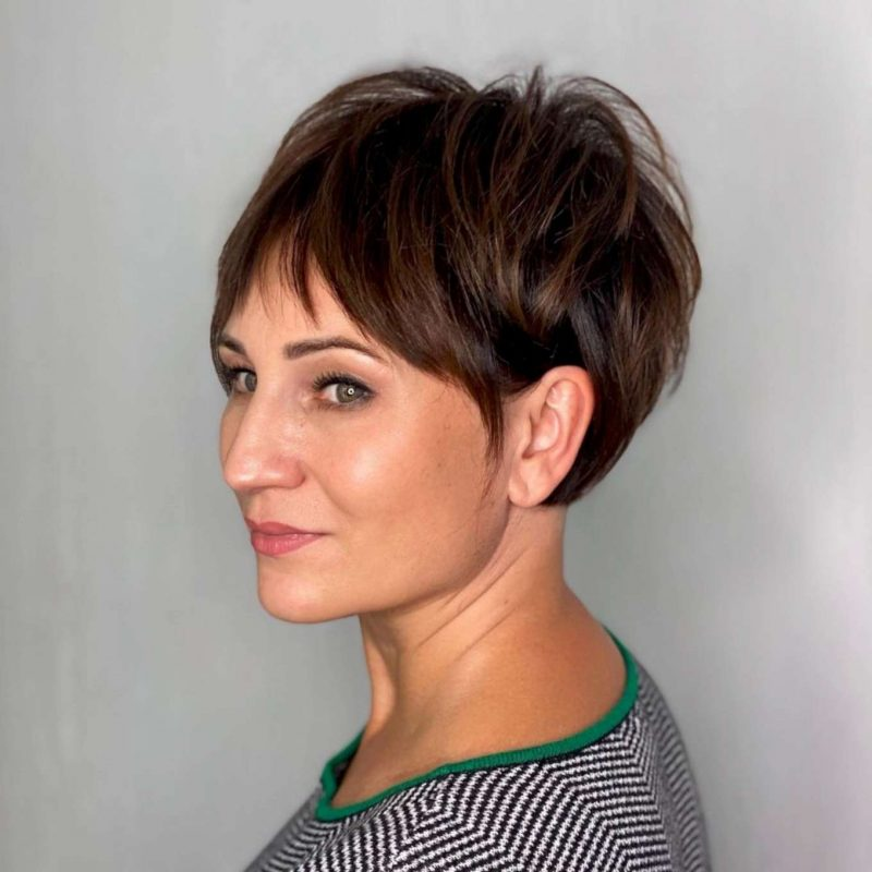 Johnnie Fisher Short Hairstyles - 3