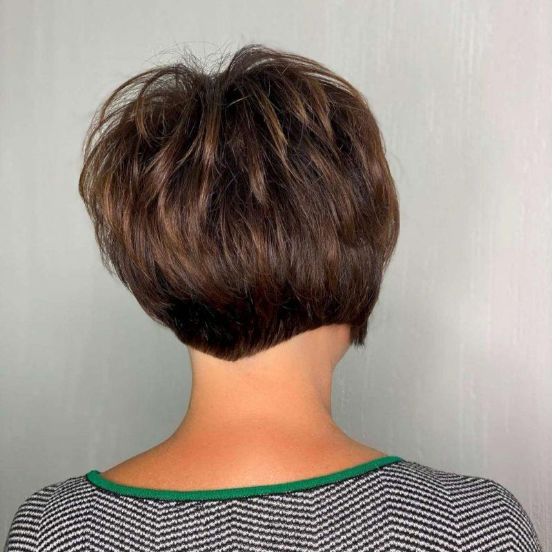 Johnnie Fisher Short Hairstyles - 4