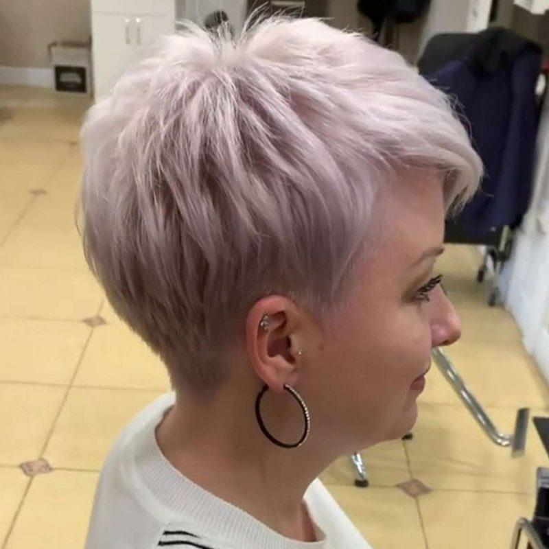Neva Evans Short Hairstyles - 2