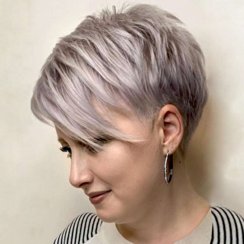 Neva Evans Short Hairstyles - 3