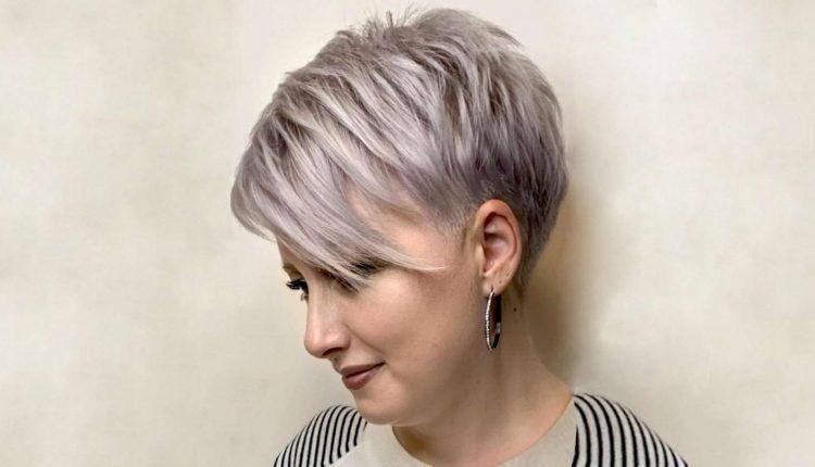 Neva Evans Short Hairstyles