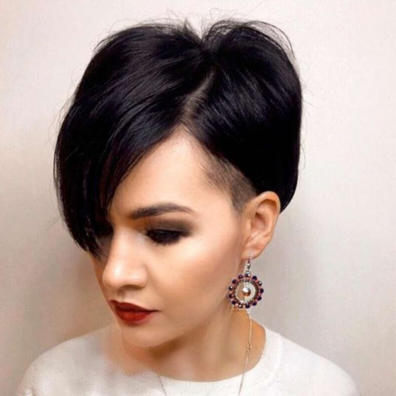 Pauline Mitchell Short Hairstyles – 1